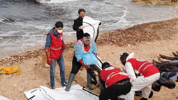 Naufrage de migrants au large de la Tunisie: 52 morts