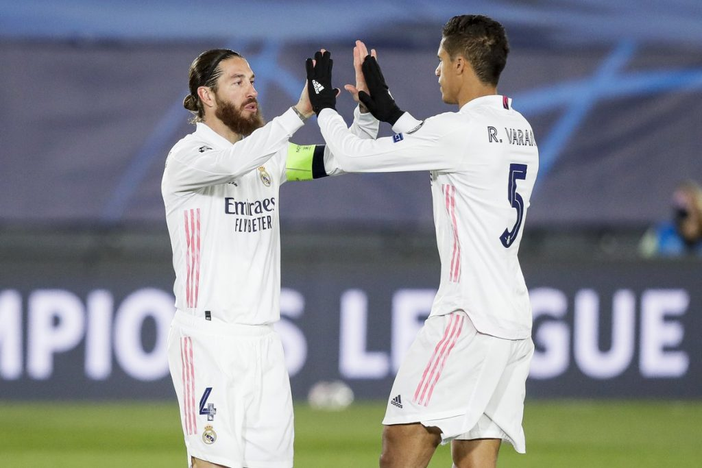 Real Madrid : comment remplacer la charnière Ramos-Varane ?